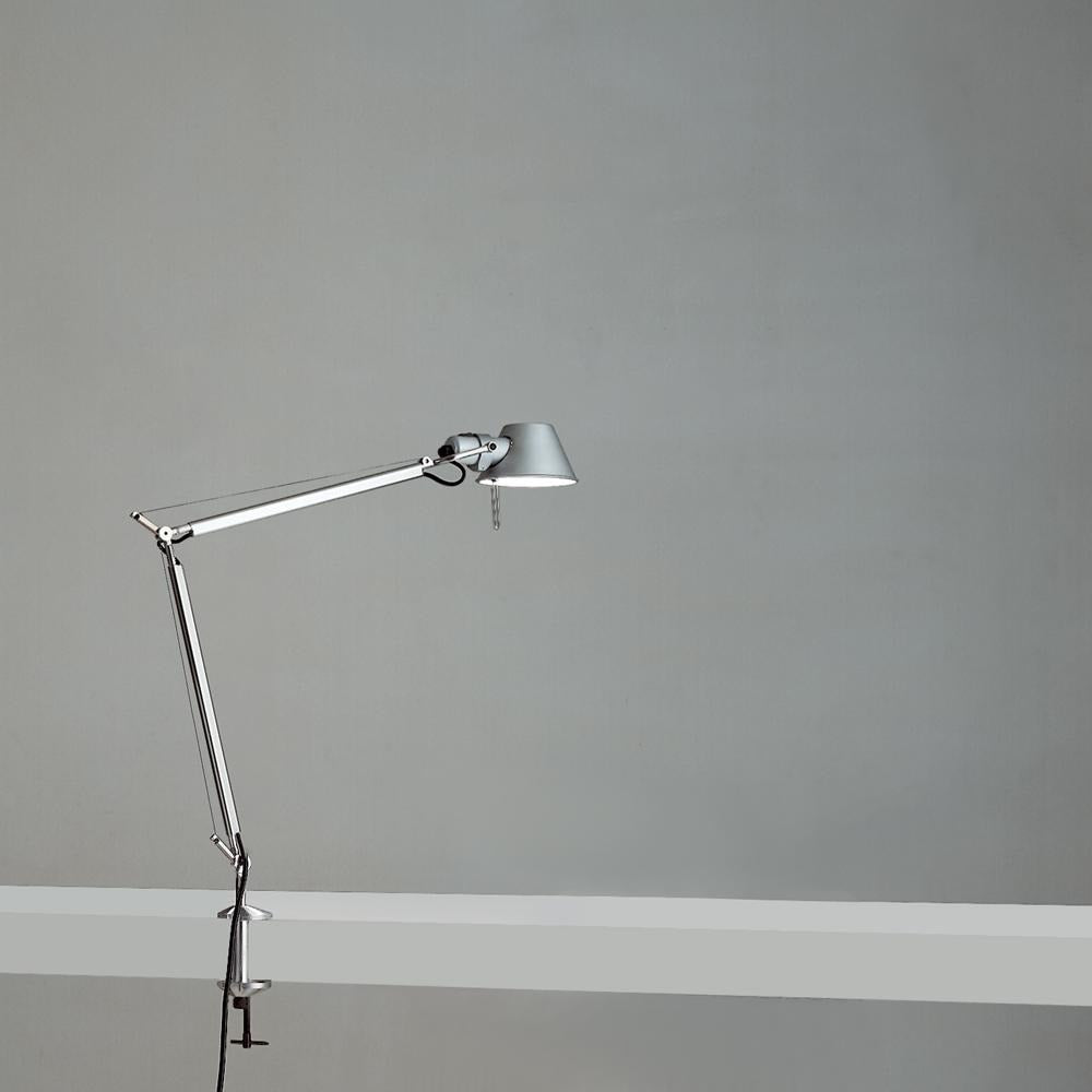 Artemide-Tolomeo-TOL0084-Tolomeo Midi LED Table Lamp-Aluminum
