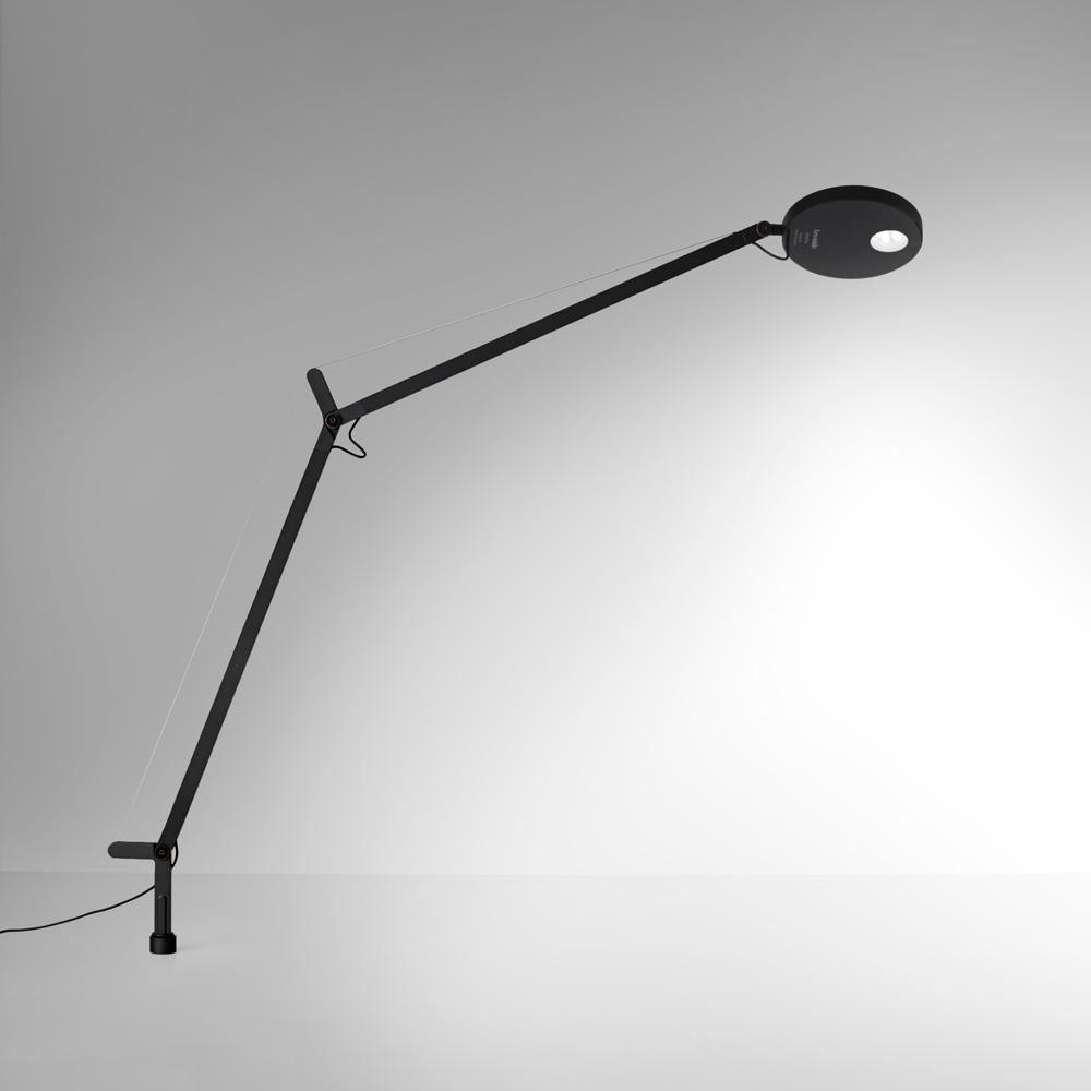 Artemide-Demetra-DEM1041-Demetra Table Lamp-Anthracite Grey