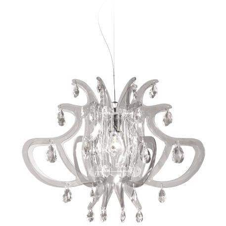 SLAMP - LIL14SOS0000FT - Suspension - Lillibet - Fumé