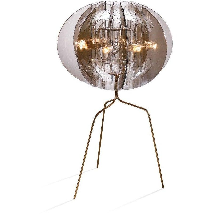 SLAMP - ATL14TAV0000F - Floor Lamp - Atlante - Fumé