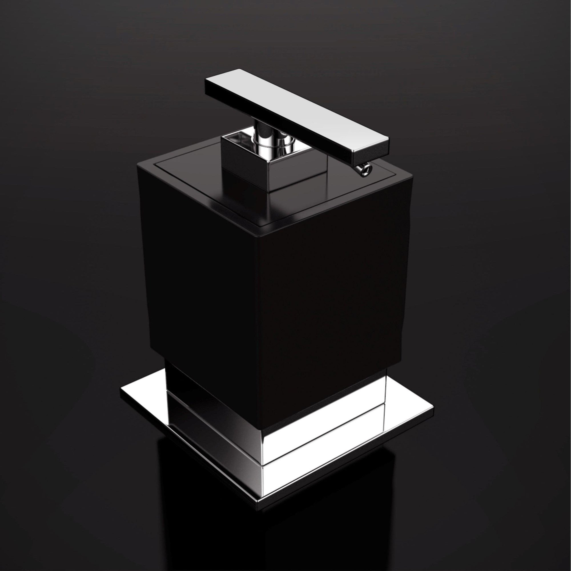 Zen Design - BA0260.202 - Be Soap Dispenser - Be - Black