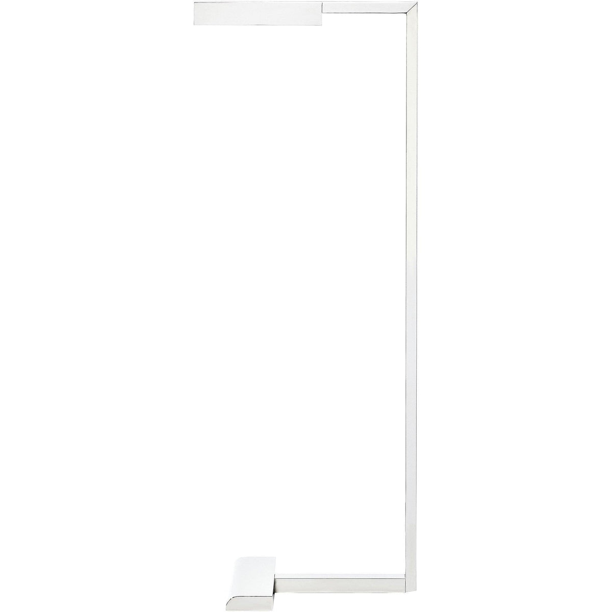 Tech Lighting - 700PRTDES46N-LED927 - LED Floor Lamp - Dessau - Polished Nickel