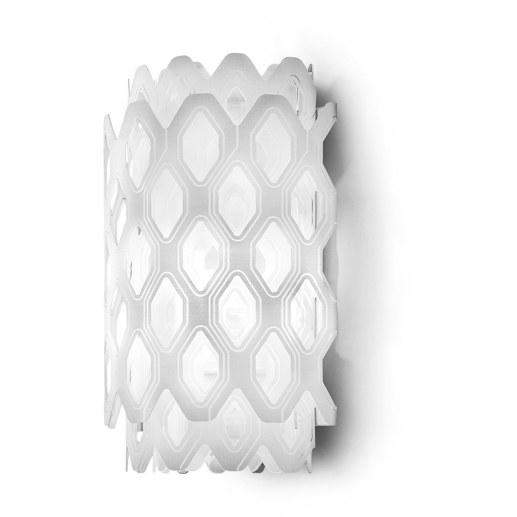 SLAMP - CHR88APP0000W_000 - Wall Light - Charlotte - White