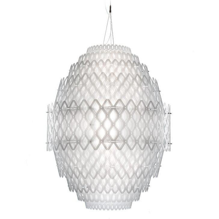 SLAMP - CHR88SOS0003W_000 - Half Suspension - Charlotte - White