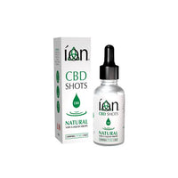 ION Pure CBD Vape Shots 1000mg CBD 10ml - cbddirect2u.store