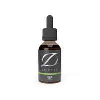 Zoetic 500mg CBD Oil 30ml -  Calming Natural - cbddirect2u.store