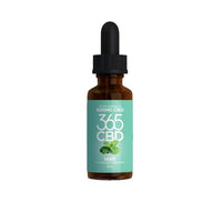 365 CBD Flavoured Tincture Oil 500mg CBD 30ml - cbddirect2u.store