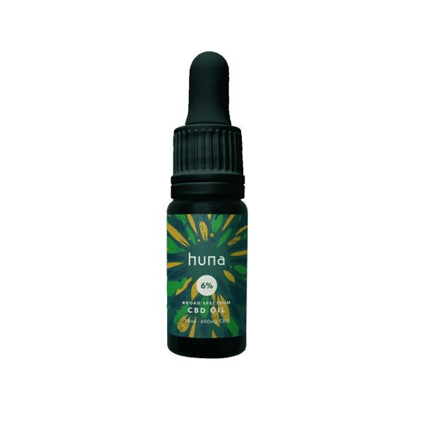 Huna Labs 600mg CBD Tincture Oil 10ml