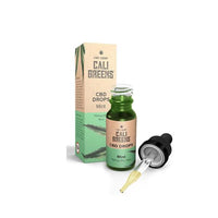 Cali Greens 1500mg CBD Oral Drops 15ml - cbddirect2u.store