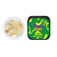 Purple Dabz CBD 1000mg CBD Crumble - OG Kush (Buy 2 Get 1 Free)