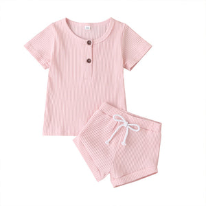 Baby Unisex Casual Tracksuit