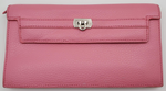 Kate Addison Pink Color Wallet