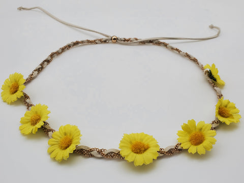 Flower Decorative Headband
