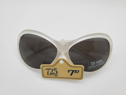 725 Originals Silver Color Kids Sunglasses