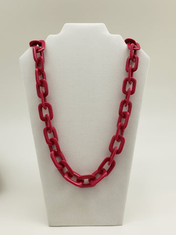 The Ultimate Lightweight Resin Chain Necklace