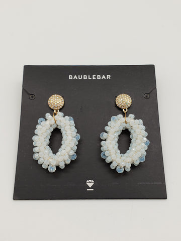 Baublebar Oval Bead Bundle Earrings