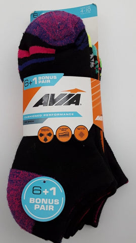 AVIA Cushioned Performance Women's Ankle Socks
