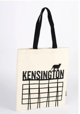 Kensington Toronto Cat Extra Strong Tote Bag