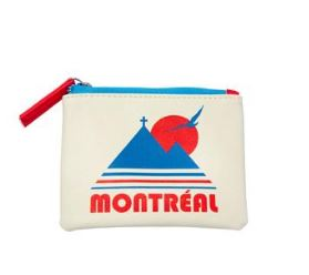Montreal Coin Purse