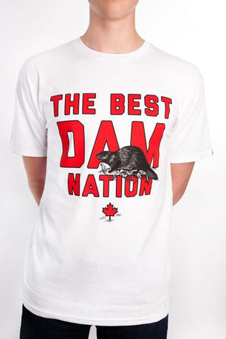 The Best Dam Nation T-shirt