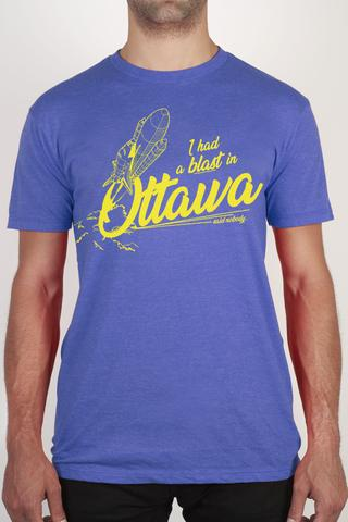 I had a blast in Ottawa T-shirt