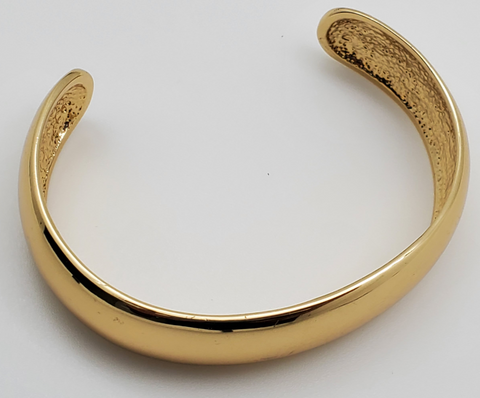 Golden Cuff Bangle