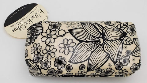 Floralia Women's Cosmetic Bag by Kitch & Glam