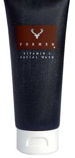 Formen Vitamin C Facial Wash 4 Ounce