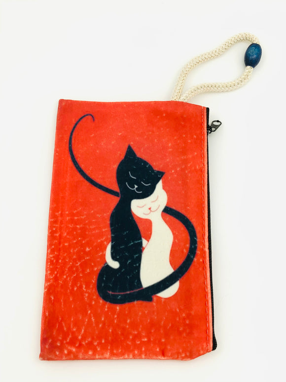Cat Art Bag