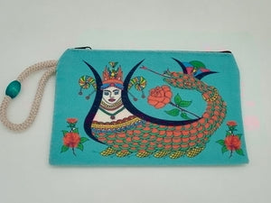 Dragon Queen Boat Art Bag