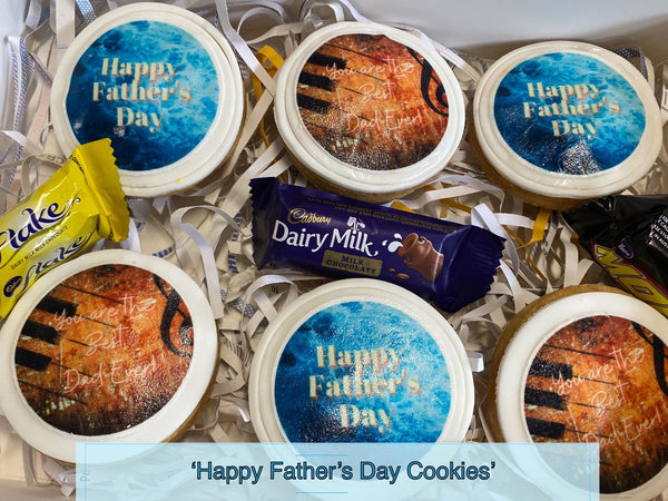 FATHER'S DAY COOKIE PACK - HAPPY FATHERS DAY