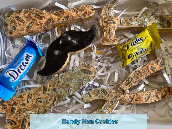 FATHER'S DAY COOKIE PACK - HANDY MAN COOKIE PACK