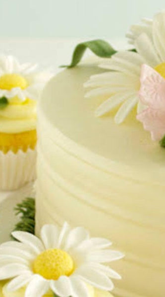 SCHOOL HOLIDAY PROGRAM - DAISY CAKE AND CUPCAKES Thursday 15.4.2021