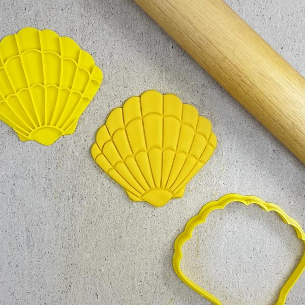 Custom Cookie Cutters - Clam Shell Embosser & Cutter