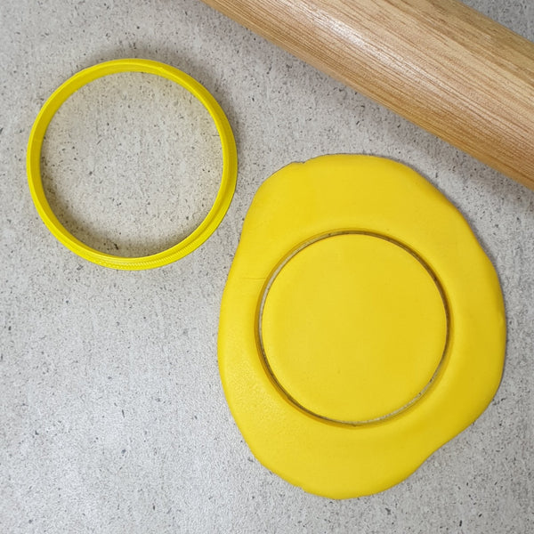 Custom Cookie Cutters - Round Circle Cutter