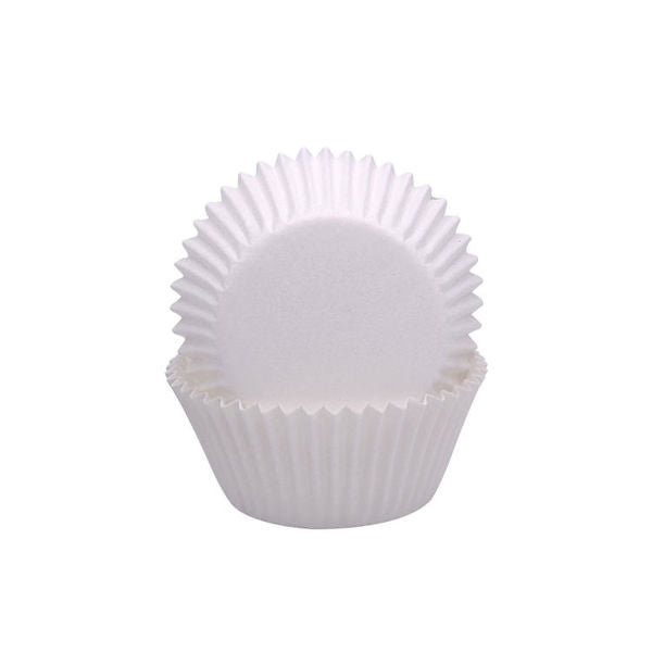 White Patty Cases 40pk #306