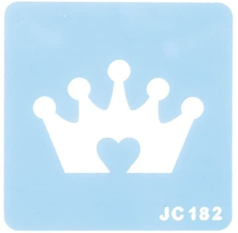 CULPITT CROWN STENCIL