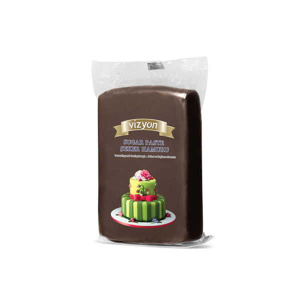 BROWN VIZYON SUGAR PASTE - 250g