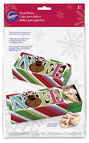 Wilton Treat Box- Noel