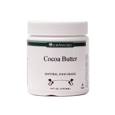 LORANN OILS COCOA BUTTER 4OZ
