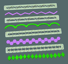 FMM Geometric Edging Set