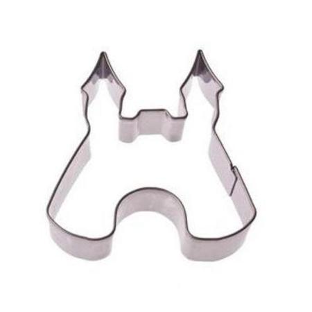 Mini Castle Cookie Cutter 5cm