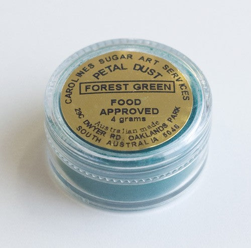 Fine Petal Dust ~ FOREST GREEN