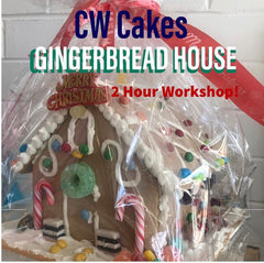 Ginger Bread House Workshop