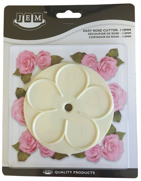 Jem Easy Rose Cutter 110mm