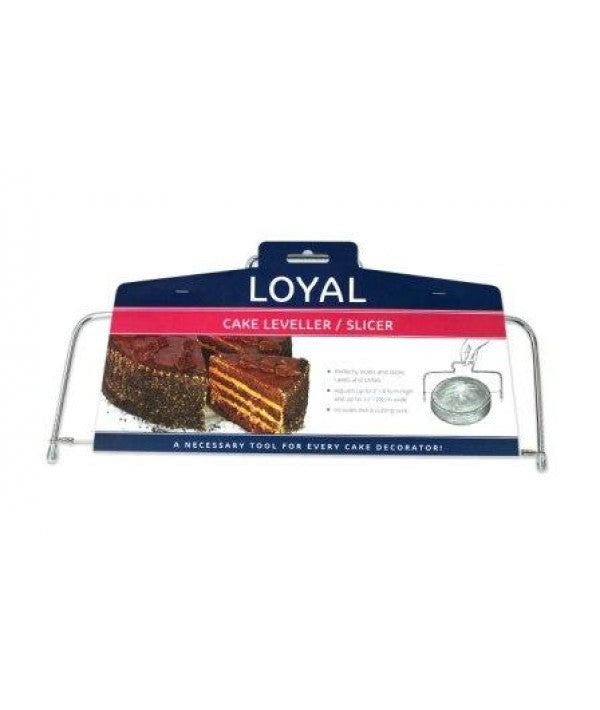 LOYAL CAKE LEVELLER + 1 Extra Wire