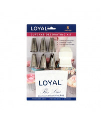 LOYAL Cupcake Kit - 8 piece set