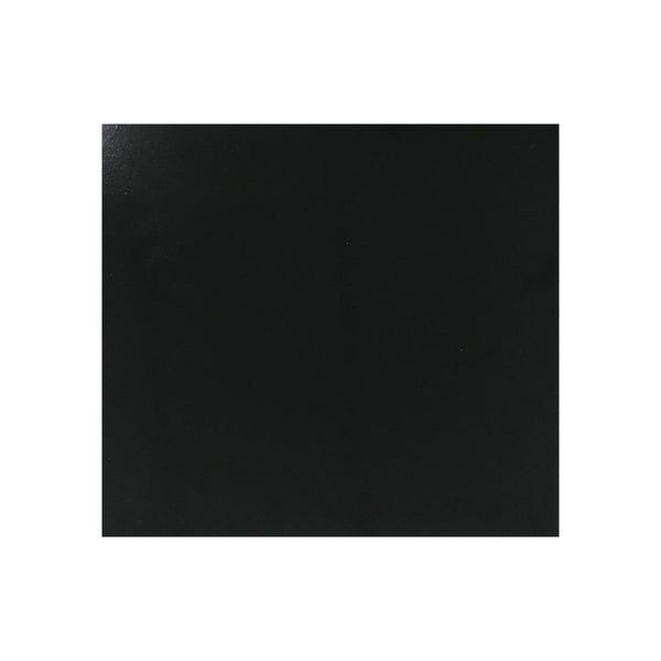 CAKE BOARD | BLACK | 10 INCH | SQUARE | MDF | 5MM THICK