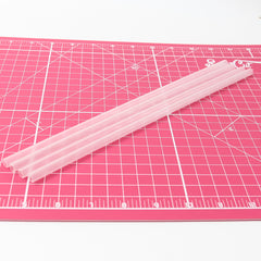 CAKERS DOWELS - SMALL OPAQUE (SINGLE)