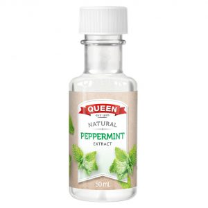 QUEEN | FLAVOURS | PEPPERMINT | 50ML